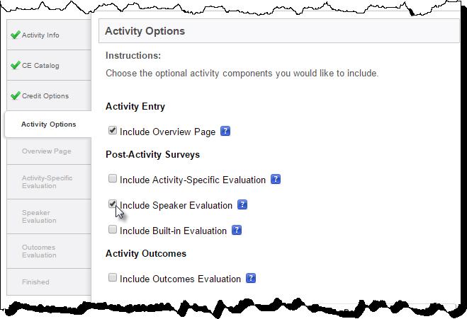 Admin Portal - Speaker Evaluation